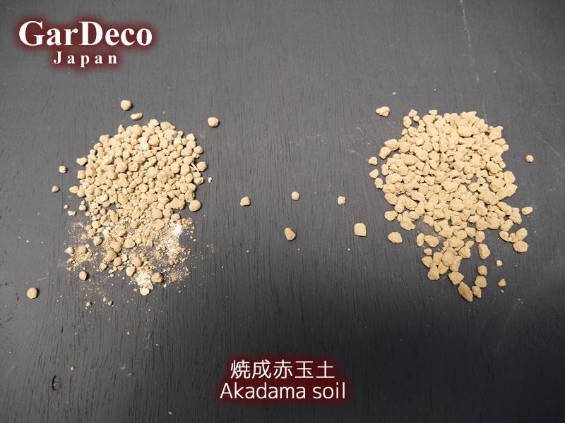 焼成赤玉土の品質(硬さ)比較