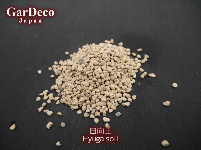 宮崎県産日向土(Hyuga soil)